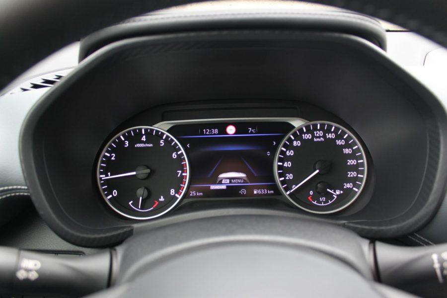 2020 Nissan Juke Tekna 1,0 DIG-T 117 k AM 0354
