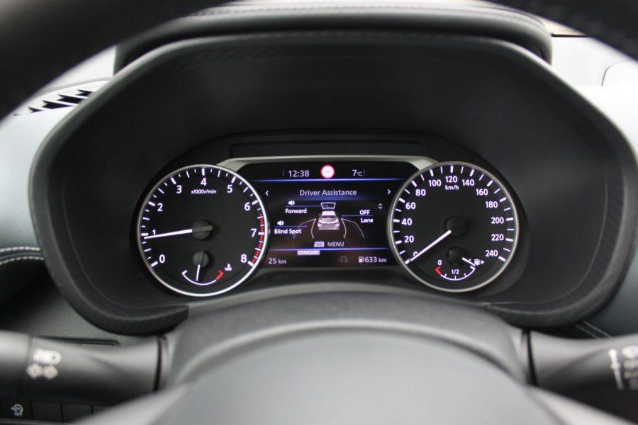 2020 Nissan Juke Tekna 1,0 DIG-T 117 k AM 0355