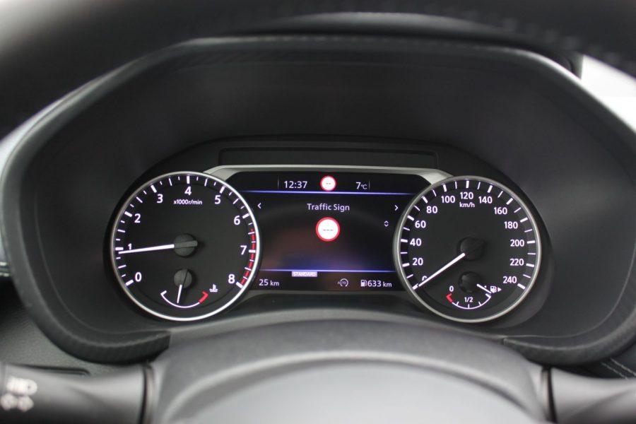 2020 Nissan Juke Tekna 1,0 DIG-T 117 k AM 0360