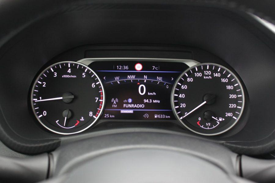 2020 Nissan Juke Tekna 1,0 DIG-T 117 k AM 0363