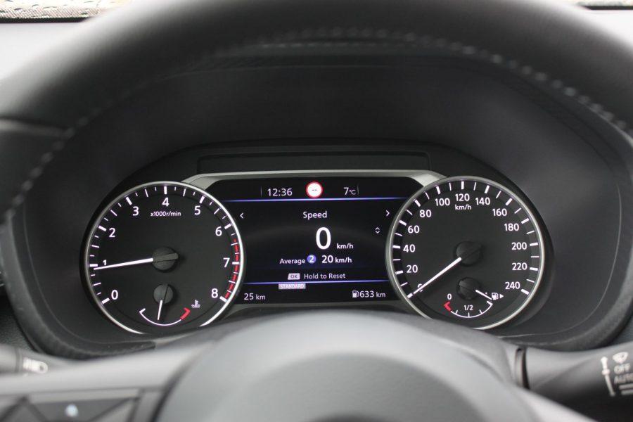 2020 Nissan Juke Tekna 1,0 DIG-T 117 k AM 0364