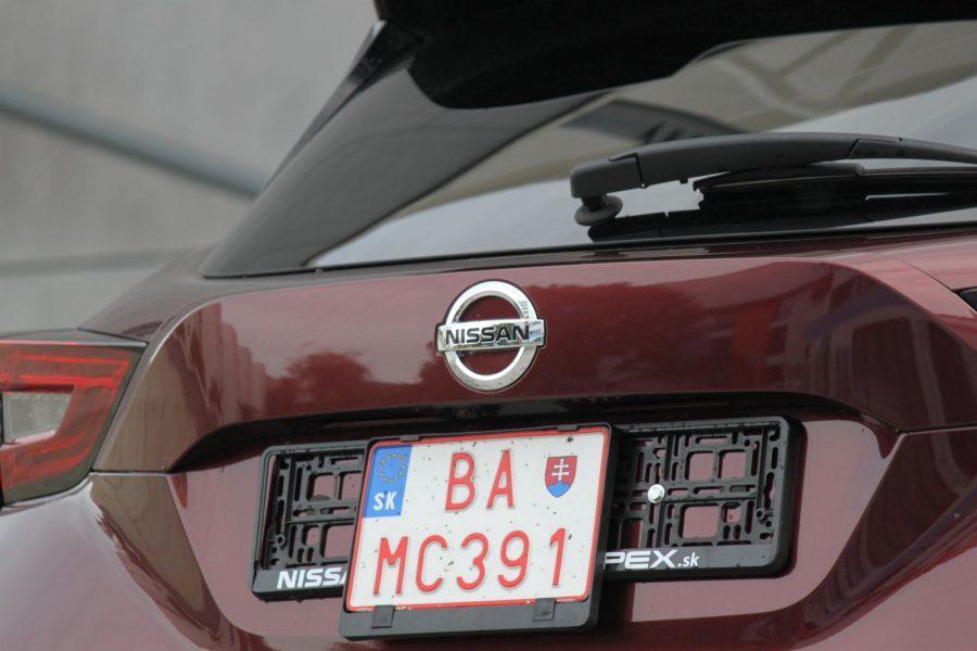 2020 Nissan Juke Tekna 1,0 DIG-T 117 k AM 070