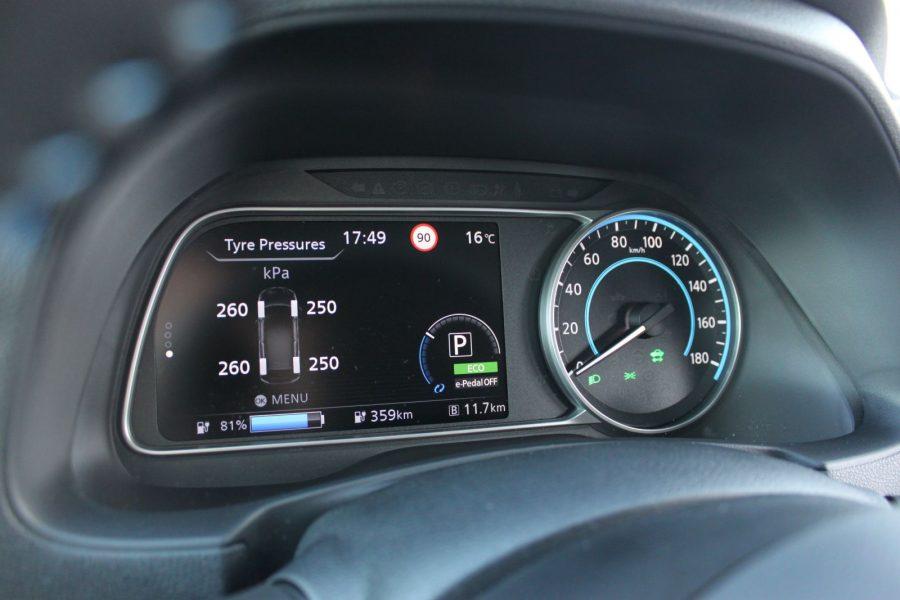 2020 Nissan LEAF e+ Tekna AM104