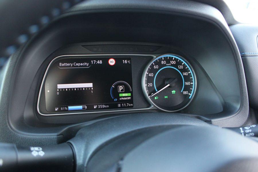 2020 Nissan LEAF e+ Tekna AM107
