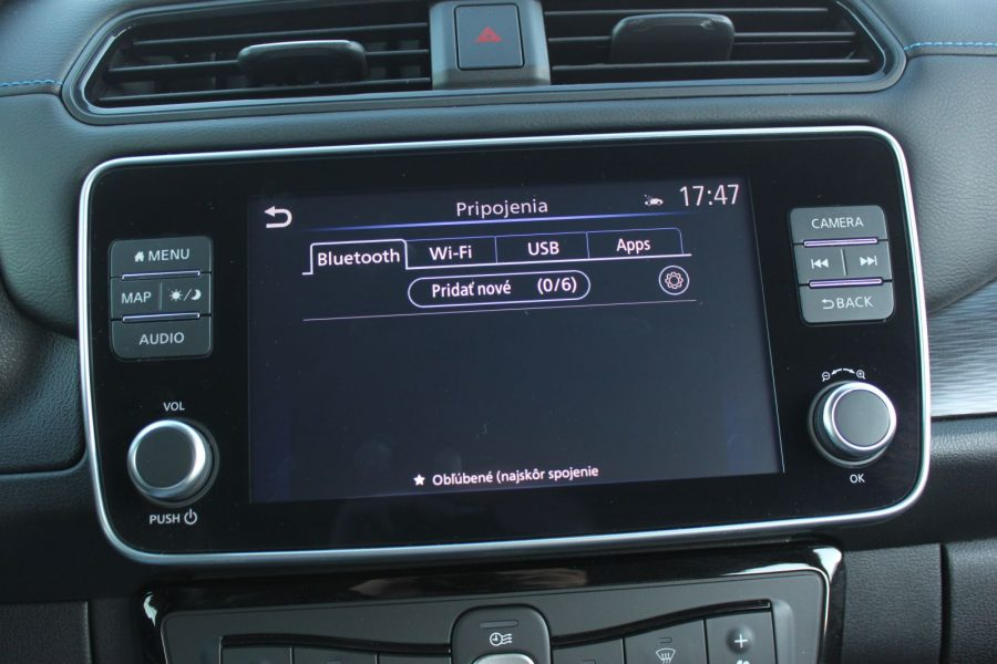 2020 Nissan LEAF e+ Tekna AM113