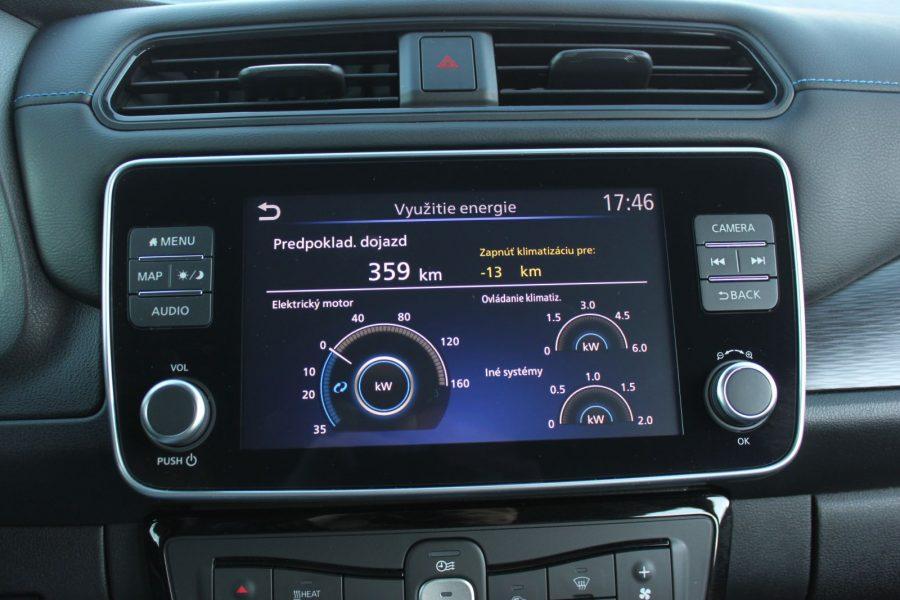2020 Nissan LEAF e+ Tekna AM116
