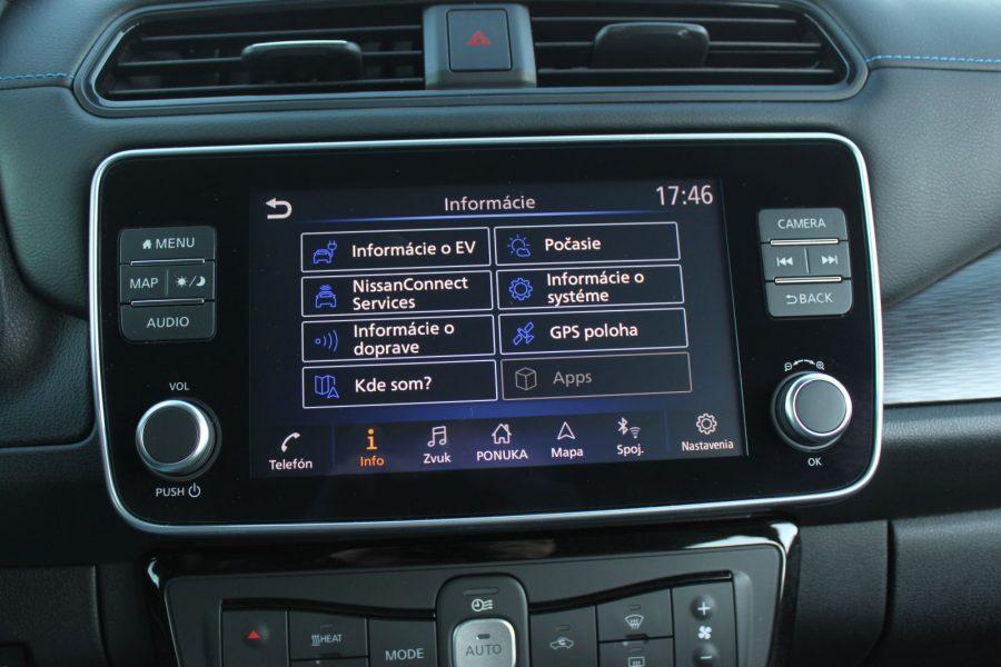 2020 Nissan LEAF e+ Tekna AM117