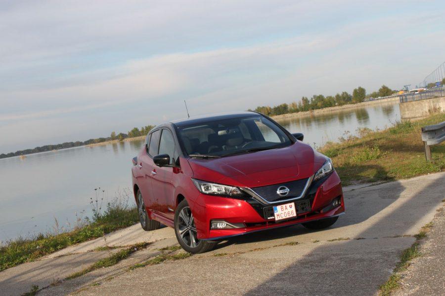 2020 Nissan LEAF e+ Tekna AM12