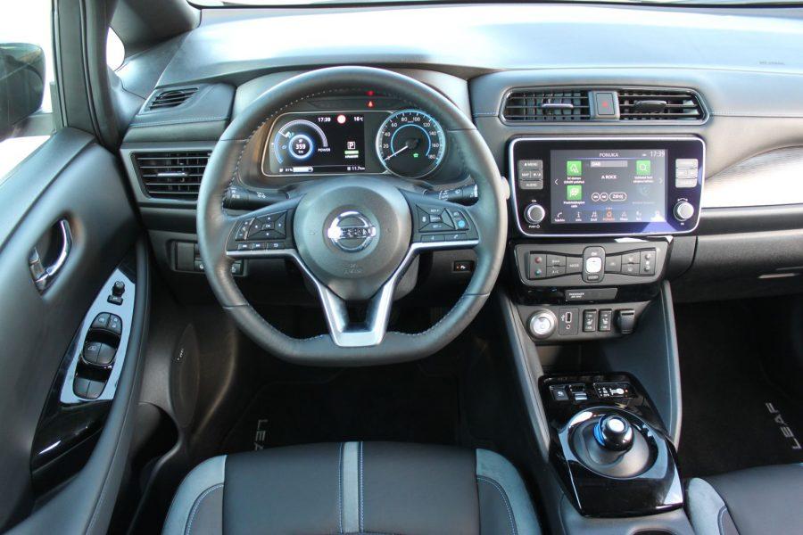 2020 Nissan LEAF e+ Tekna AM123