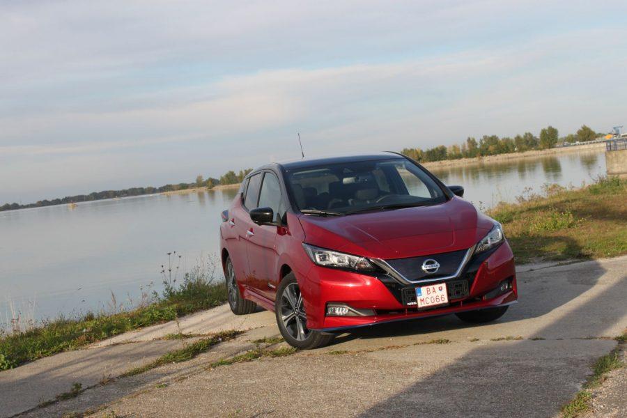 2020 Nissan LEAF e+ Tekna AM13