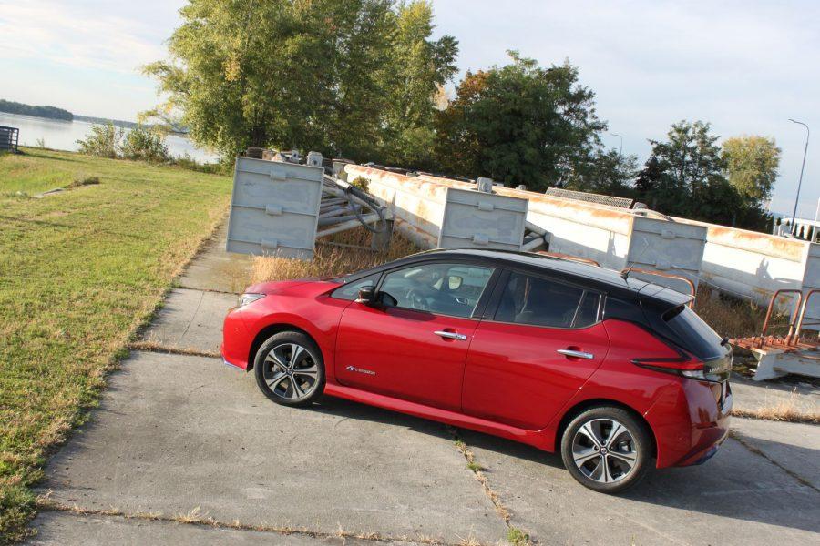 2020 Nissan LEAF e+ Tekna AM14