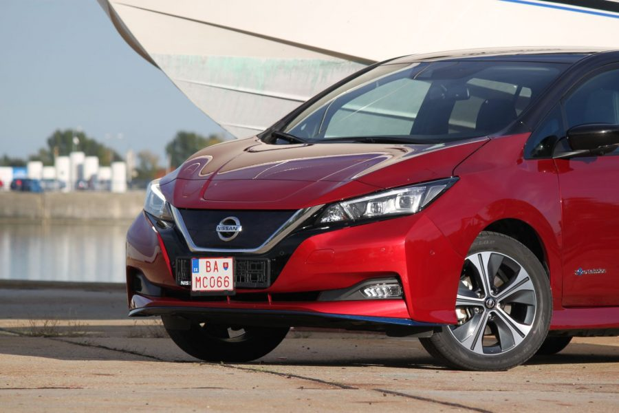 2020 Nissan LEAF e+ Tekna AM19