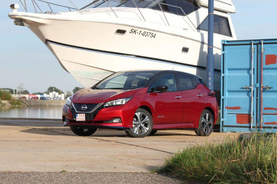 2020 Nissan LEAF e+ Tekna AM20