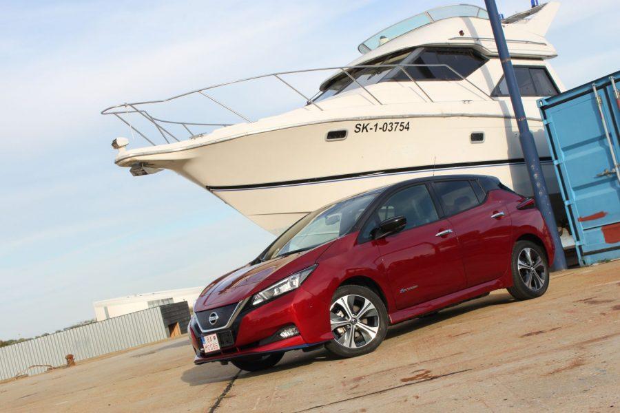 2020 Nissan LEAF e+ Tekna AM24