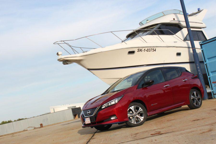 2020 Nissan LEAF e+ Tekna AM25