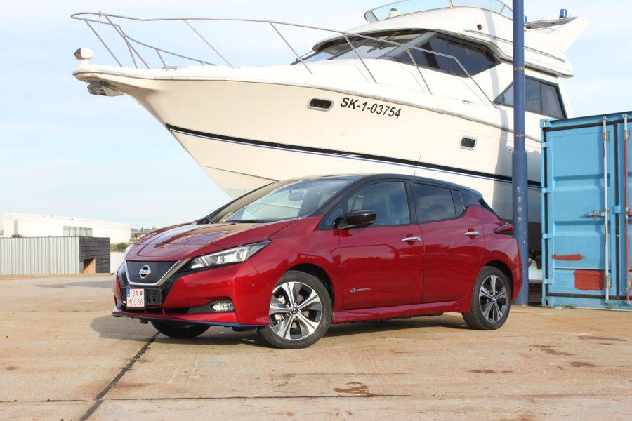 2020 Nissan LEAF e+ Tekna AM26