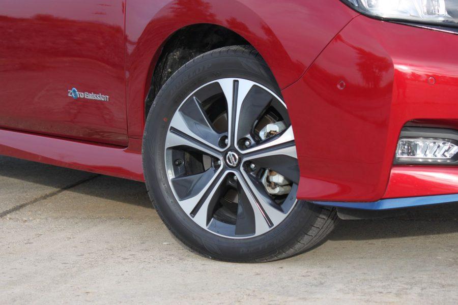 2020 Nissan LEAF e+ Tekna AM33