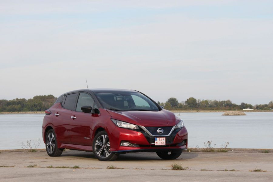 2020 Nissan LEAF e+ Tekna AM34