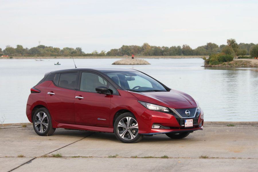 2020 Nissan LEAF e+ Tekna AM36