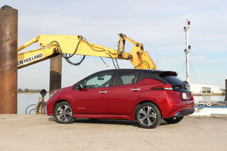 2020 Nissan LEAF e+ Tekna AM39