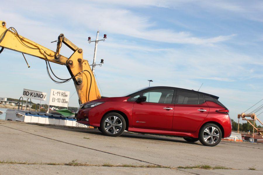 2020 Nissan LEAF e+ Tekna AM40