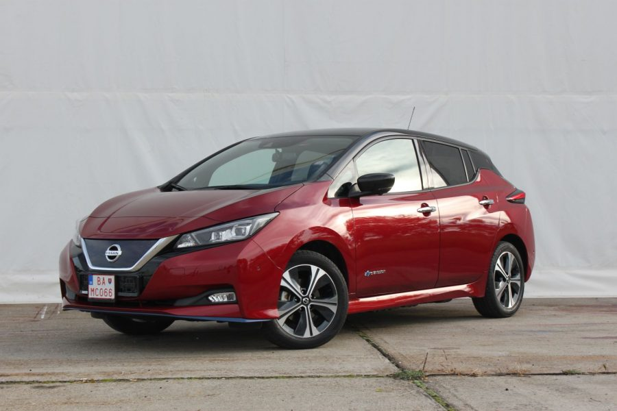 2020 Nissan LEAF e+ Tekna AM41