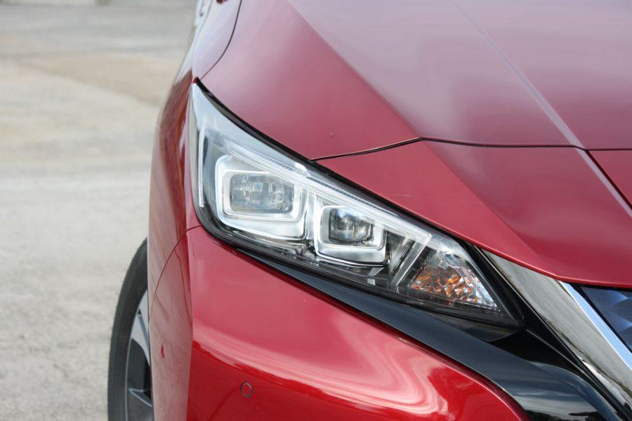2020 Nissan LEAF e+ Tekna AM45