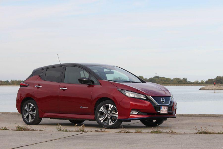 2020 Nissan LEAF e+ Tekna AM47