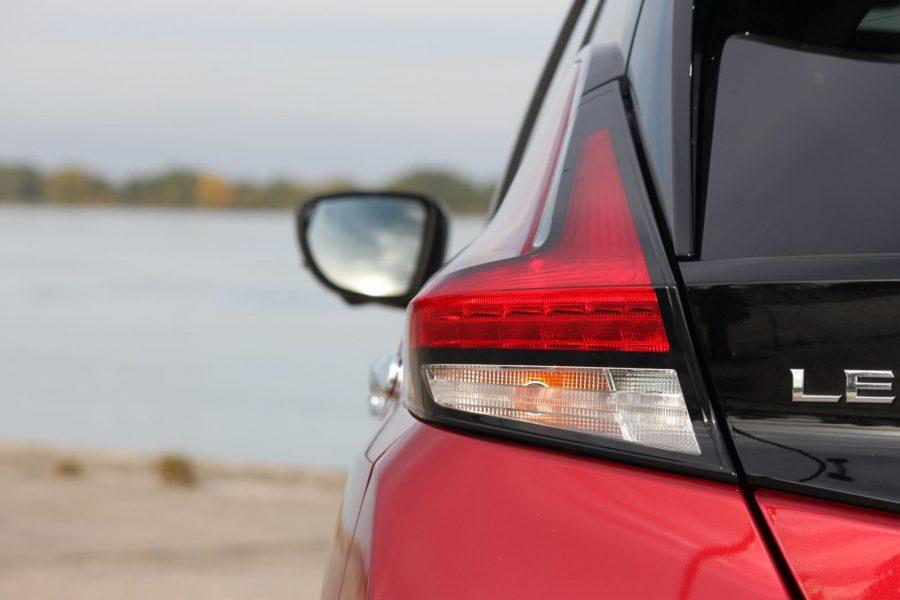 2020 Nissan LEAF e+ Tekna AM55