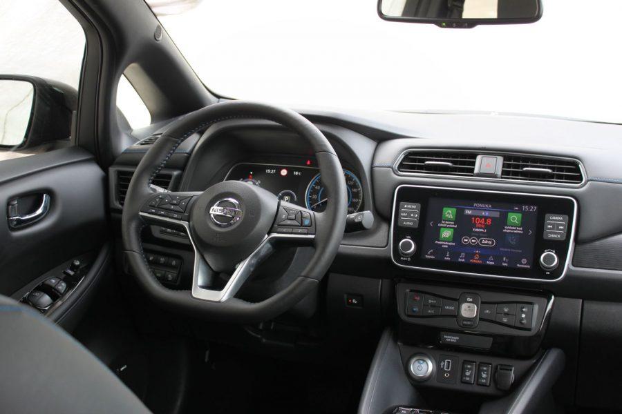 2020 Nissan LEAF e+ Tekna AM69