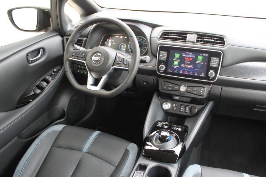 2020 Nissan LEAF e+ Tekna AM70