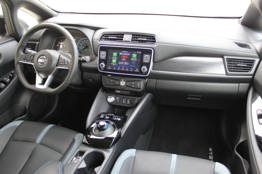 2020 Nissan LEAF e+ Tekna AM71