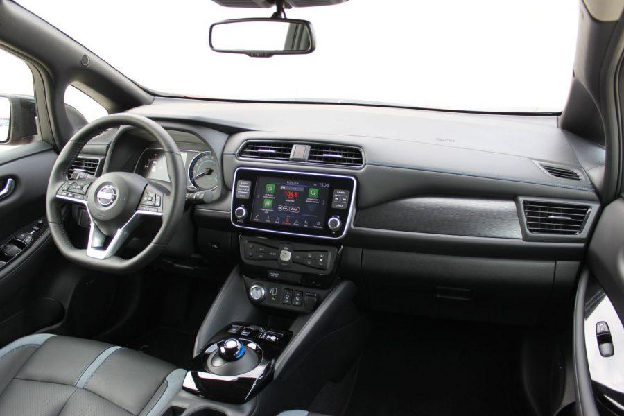 2020 Nissan LEAF e+ Tekna AM72