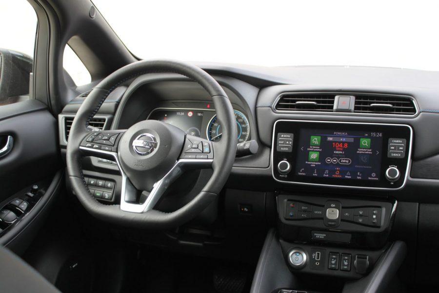 2020 Nissan LEAF e+ Tekna AM73