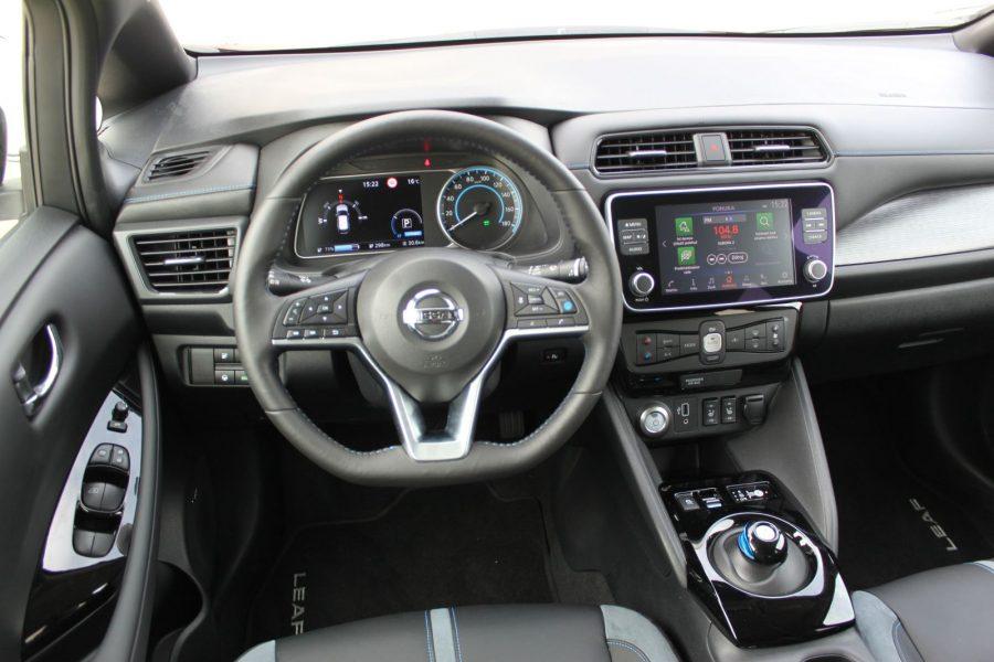2020 Nissan LEAF e+ Tekna AM75