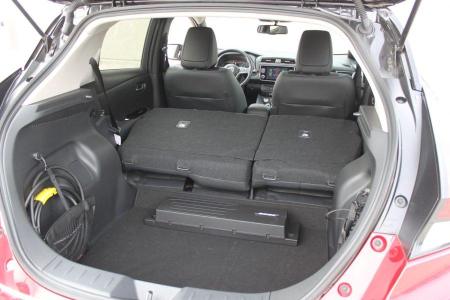 2020 Nissan LEAF e+ Tekna AM76