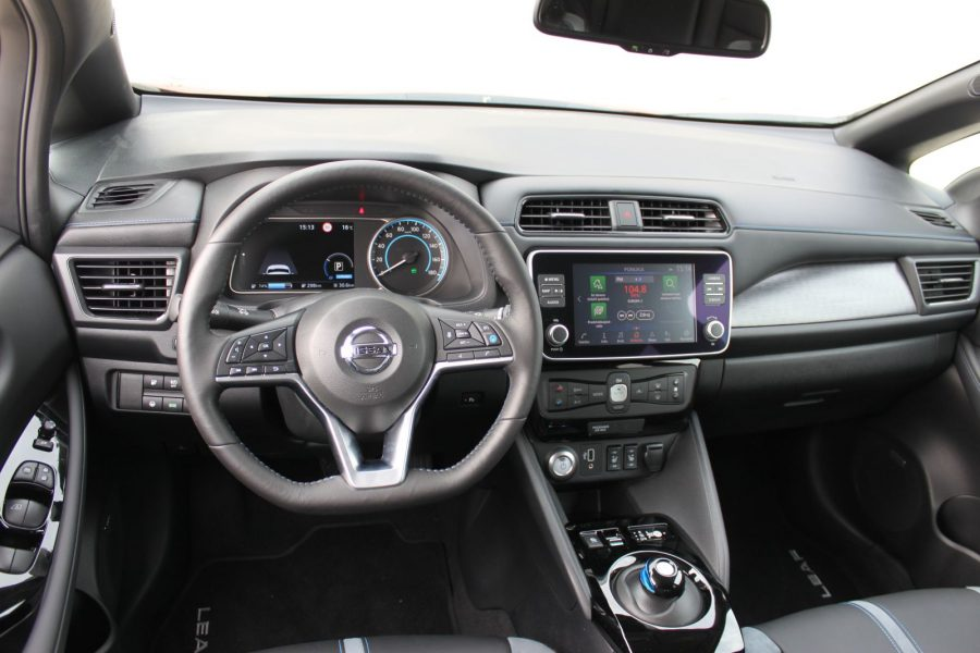 2020 Nissan LEAF e+ Tekna AM80