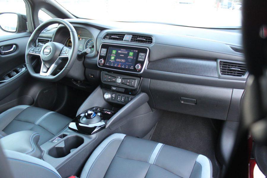 2020 Nissan LEAF e+ Tekna AM88