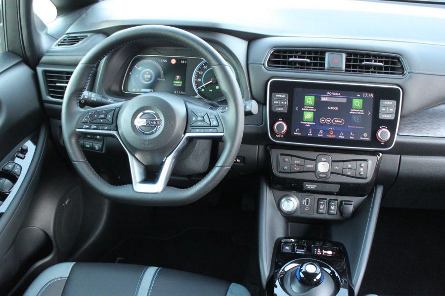 2020 Nissan LEAF e+ Tekna AM89