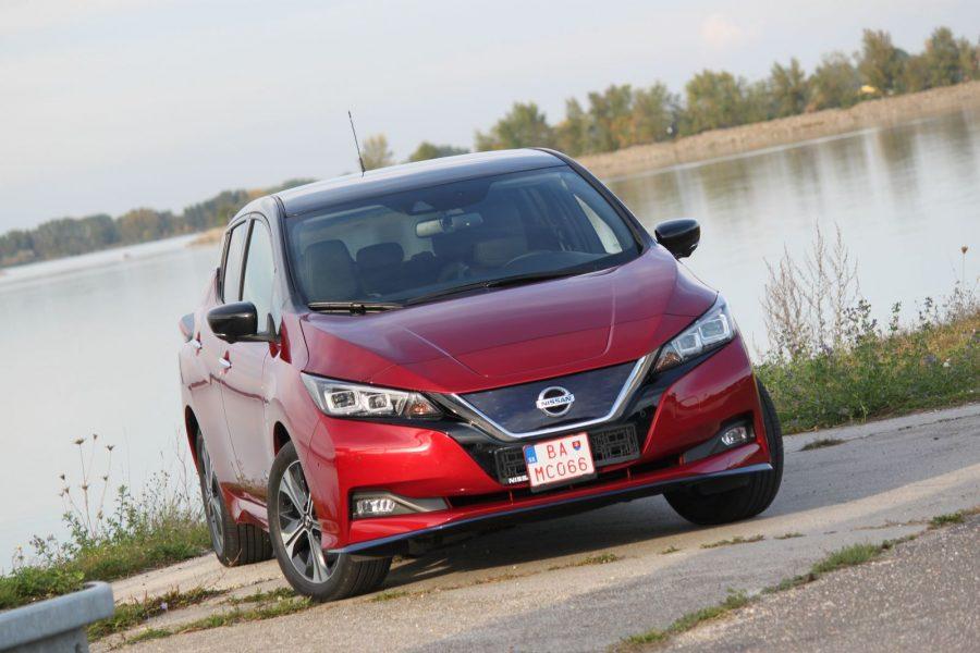 2020 Nissan LEAF e+ Tekna AM9