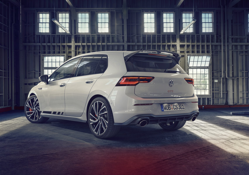 2020 Volkswagen Golf GTI Clubsport AM2