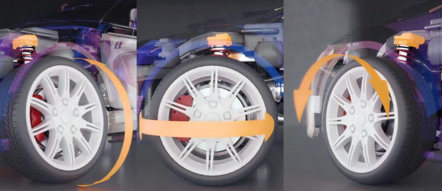 DOFTEK – Active Wheel Alignment System 0001