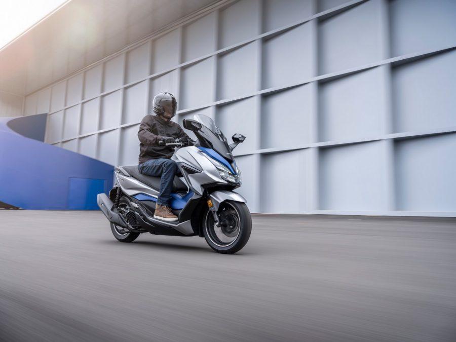 Honda Forza 125 0004
