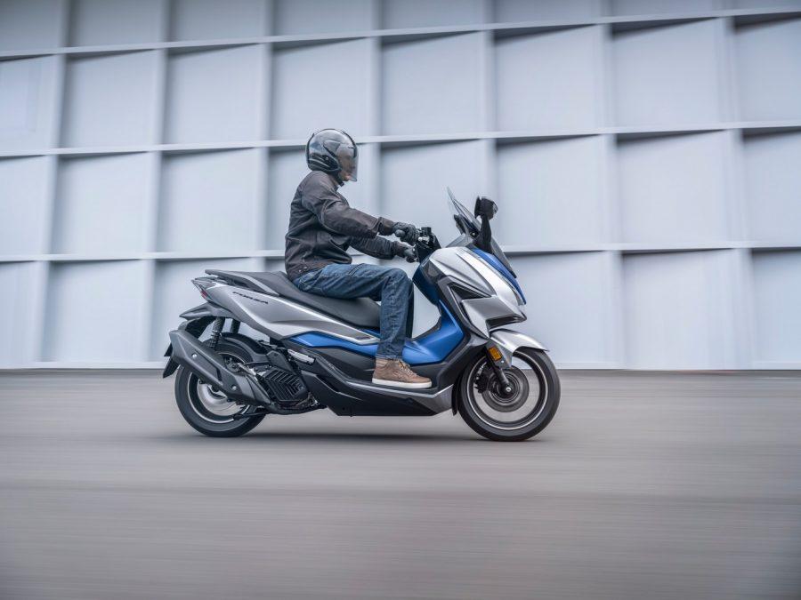 Honda Forza 125 0005