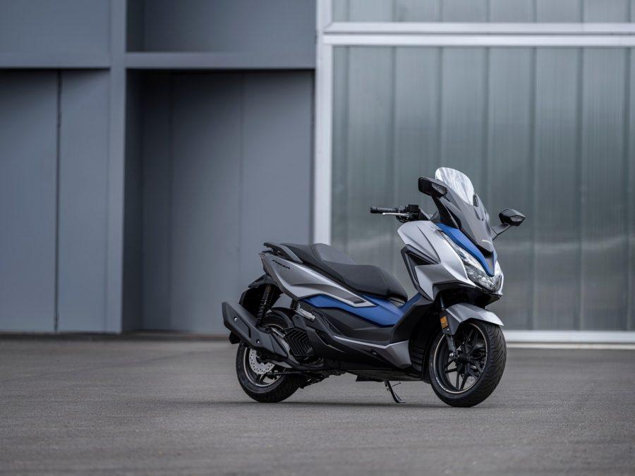 Honda Forza 125 0009
