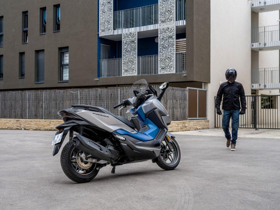 Honda Forza 125 0011
