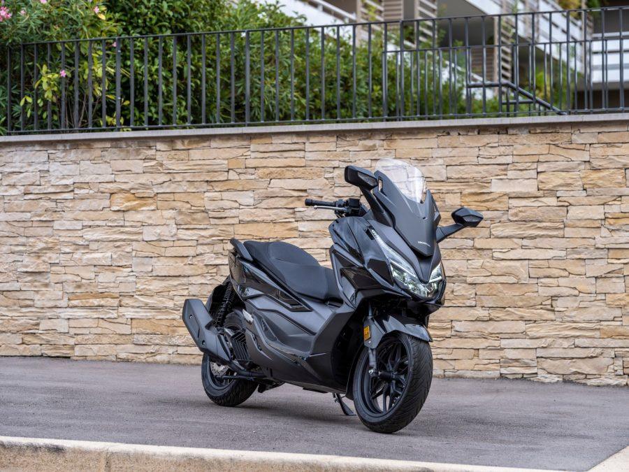 Honda Forza 125 0012