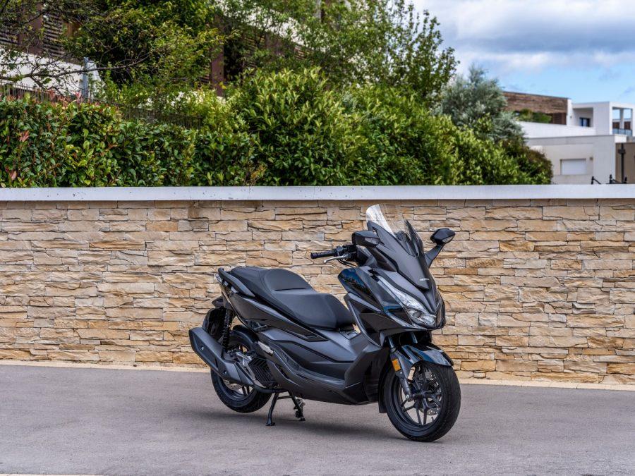 Honda Forza 125 0013