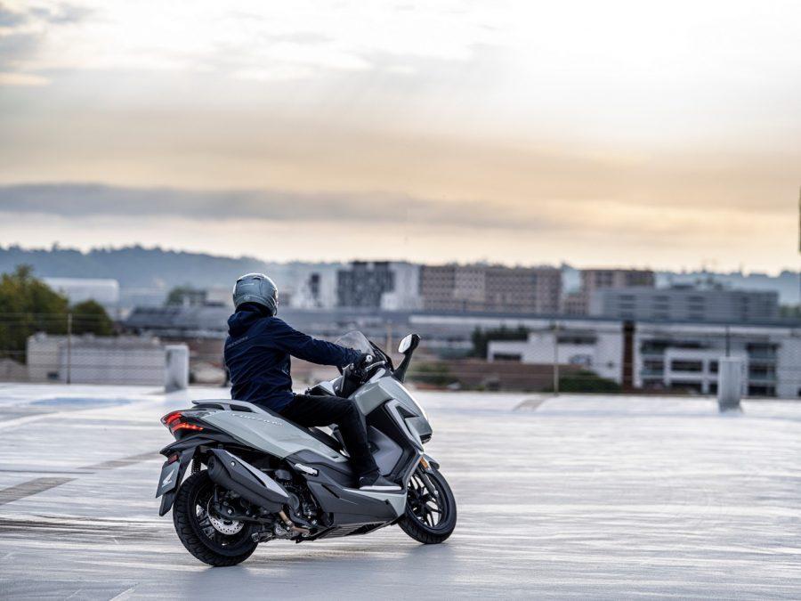 Honda Forza 350 0001