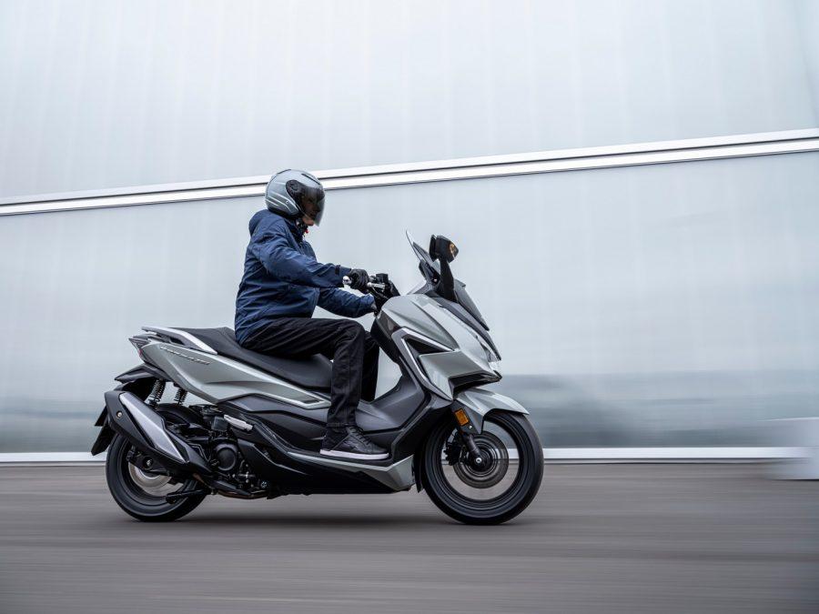 Honda Forza 350 0003